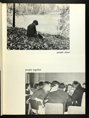 Page 11, 1966 Edition, Heidelberg University - Aurora Yearbook (Tiffin, OH) online yearbook collection
