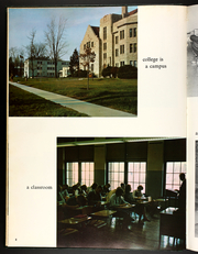 Page 12, 1966 Edition, Heidelberg University - Aurora Yearbook (Tiffin, OH) online yearbook collection