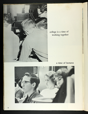 Page 16, 1966 Edition, Heidelberg University - Aurora Yearbook (Tiffin, OH) online yearbook collection
