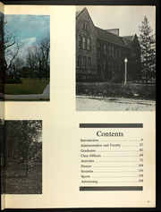 Page 9, 1966 Edition, Heidelberg University - Aurora Yearbook (Tiffin, OH) online yearbook collection