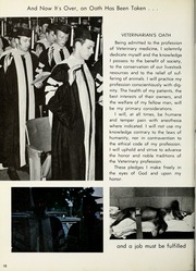 Page 14, 1970 Edition, Ohio State University College of Veterinary Medicine - Chiron Yearbook (Columbus, OH) online yearbook collection