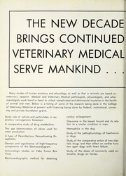 Page 6, 1970 Edition, Ohio State University College of Veterinary Medicine - Chiron Yearbook (Columbus, OH) online yearbook collection