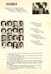 Page 13, 1949 Edition, Ridge High School - Reflector Yearbook (Van Wert, OH) online yearbook collection