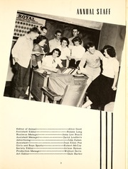 Page 7, 1949 Edition, Ridge High School - Reflector Yearbook (Van Wert, OH) online yearbook collection