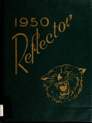1950 Edition, Ridge High School - Reflector Yearbook (Van Wert, OH)