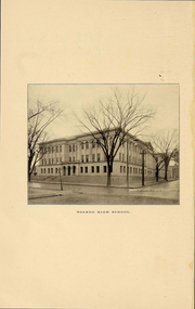 Page 4, 1900 Edition, Central High School - Almanac Yearbook (Toledo, OH) online yearbook collection