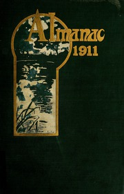 1911 Edition, Central High School - Almanac Yearbook (Toledo, OH)