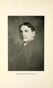 Page 10, 1914 Edition, Central High School - Almanac Yearbook (Toledo, OH) online yearbook collection