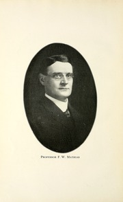 Page 12, 1914 Edition, Central High School - Almanac Yearbook (Toledo, OH) online yearbook collection