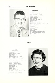 Page 12, 1952 Edition, Union High School - Wildcat Yearbook (Van Wert, OH) online yearbook collection