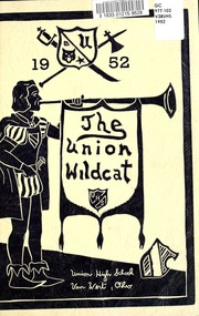 Page 5, 1952 Edition, Union High School - Wildcat Yearbook (Van Wert, OH) online yearbook collection