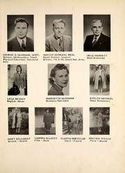 Page 11, 1946 Edition, Palestine High School - Eagle Yearbook (Palestine, OH) online yearbook collection