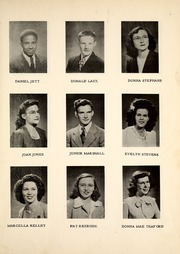 Page 15, 1946 Edition, Palestine High School - Eagle Yearbook (Palestine, OH) online yearbook collection