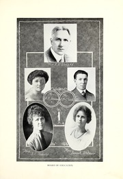 Page 11, 1922 Edition, Euclid Shore High School - Shore Log Yearbook (Euclid, OH) online yearbook collection