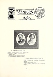 Page 15, 1922 Edition, Euclid Shore High School - Shore Log Yearbook (Euclid, OH) online yearbook collection