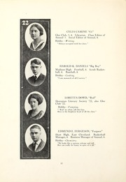 Page 16, 1922 Edition, Euclid Shore High School - Shore Log Yearbook (Euclid, OH) online yearbook collection