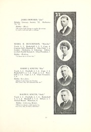 Page 17, 1922 Edition, Euclid Shore High School - Shore Log Yearbook (Euclid, OH) online yearbook collection