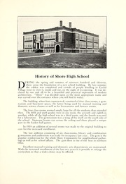 Page 9, 1922 Edition, Euclid Shore High School - Shore Log Yearbook (Euclid, OH) online yearbook collection
