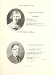 Page 5, 1924 Edition, Euclid Shore High School - Shore Log Yearbook (Euclid, OH) online yearbook collection