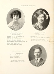 Page 8, 1924 Edition, Euclid Shore High School - Shore Log Yearbook (Euclid, OH) online yearbook collection
