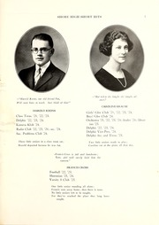 Page 9, 1924 Edition, Euclid Shore High School - Shore Log Yearbook (Euclid, OH) online yearbook collection