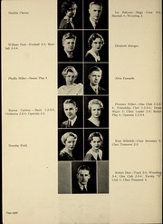 Page 10, 1935 Edition, Euclid Shore High School - Shore Log Yearbook (Euclid, OH) online yearbook collection