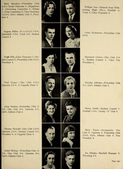 Page 11, 1935 Edition, Euclid Shore High School - Shore Log Yearbook (Euclid, OH) online yearbook collection