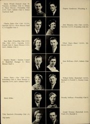 Page 14, 1935 Edition, Euclid Shore High School - Shore Log Yearbook (Euclid, OH) online yearbook collection