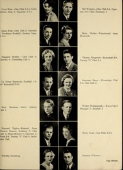 Page 15, 1935 Edition, Euclid Shore High School - Shore Log Yearbook (Euclid, OH) online yearbook collection