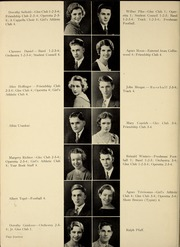 Page 16, 1935 Edition, Euclid Shore High School - Shore Log Yearbook (Euclid, OH) online yearbook collection