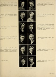 Page 17, 1935 Edition, Euclid Shore High School - Shore Log Yearbook (Euclid, OH) online yearbook collection