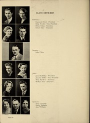 Page 8, 1935 Edition, Euclid Shore High School - Shore Log Yearbook (Euclid, OH) online yearbook collection
