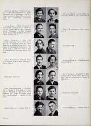 Page 10, 1936 Edition, Euclid Shore High School - Shore Log Yearbook (Euclid, OH) online yearbook collection