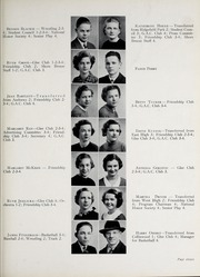 Page 15, 1936 Edition, Euclid Shore High School - Shore Log Yearbook (Euclid, OH) online yearbook collection