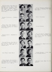 Page 16, 1936 Edition, Euclid Shore High School - Shore Log Yearbook (Euclid, OH) online yearbook collection