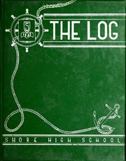 Euclid Shore High School - Shore Log Yearbook (Euclid, OH) online yearbook collection, 1943 Edition, Page 1