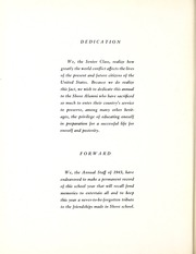 Page 6, 1943 Edition, Euclid Shore High School - Shore Log Yearbook (Euclid, OH) online yearbook collection
