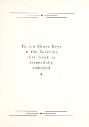 Page 11, 1944 Edition, Euclid Shore High School - Shore Log Yearbook (Euclid, OH) online yearbook collection