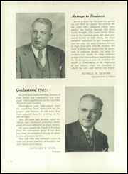 Page 12, 1945 Edition, Euclid Shore High School - Shore Log Yearbook (Euclid, OH) online yearbook collection