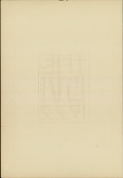 Page 6, 1922 Edition, Bluffton University - Ista Yearbook (Bluffton, OH) online yearbook collection