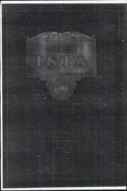 Page 1, 1929 Edition, Bluffton University - Ista Yearbook (Bluffton, OH) online yearbook collection