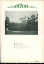 Page 14, 1929 Edition, Bluffton University - Ista Yearbook (Bluffton, OH) online yearbook collection