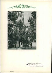 Page 16, 1929 Edition, Bluffton University - Ista Yearbook (Bluffton, OH) online yearbook collection
