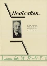 Page 8, 1932 Edition, Bluffton University - Ista Yearbook (Bluffton, OH) online yearbook collection