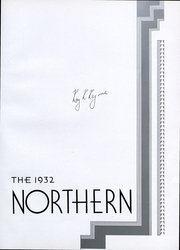 Page 4, 1932 Edition, Ohio Northern University - Northern Yearbook (Ada, OH) online yearbook collection