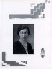 Page 8, 1932 Edition, Ohio Northern University - Northern Yearbook (Ada, OH) online yearbook collection