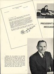 Page 10, 1954 Edition, Ohio Northern University - Northern Yearbook (Ada, OH) online yearbook collection