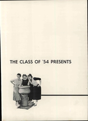 Page 7, 1954 Edition, Ohio Northern University - Northern Yearbook (Ada, OH) online yearbook collection