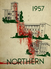 1957 Edition, Ohio Northern University - Northern Yearbook (Ada, OH)