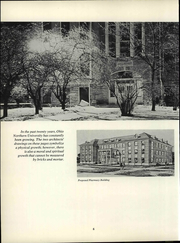 Page 12, 1963 Edition, Ohio Northern University - Northern Yearbook (Ada, OH) online yearbook collection